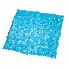 tappeti doccia tappetino antiscivolo per doccia con fantasia pietre e sassi 54 x
