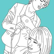 job coloring pages hellokids