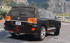 land cruiser car 2016 toyota land cruiser 200 2016 add on replace gta5 mods com