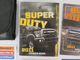2011 ford truck f 250 f 350 f450 550 service shop repair manual