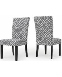 Patterned Dining Chairs Check Out These Deals On Jami Patterned Fabric Dining Chair By