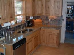 steep falls kitchen classics denver hickory cabinets select with