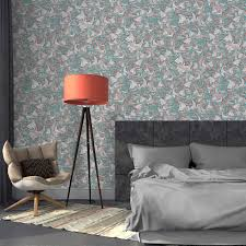 Wallpaper Home Interior See How Twenty2 U0027s 3d Wallpaper Was Designed Design Milk