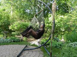 skillful hammock chair with stand hammock chair swing with stand