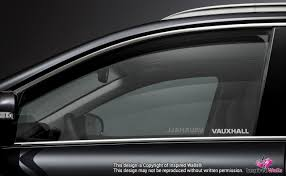vauxhall algeria 2x vauxhall car door window etched effect decal sticker adhesive