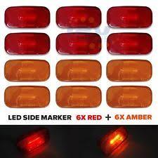 led side marker lights for trucks led trailer side marker lights ebay