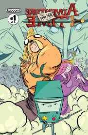 adventure time adventure time the flip side issue 1 adventure time wiki