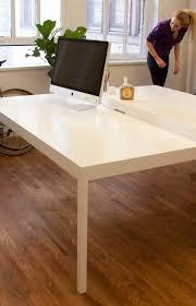 white parsons tables long grain furniture