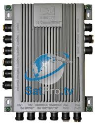 swm 16 multiswitch for directv with power supply convert to swm
