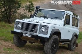 land rover defender 2016 2012 land rover defender 90 low range 4x4