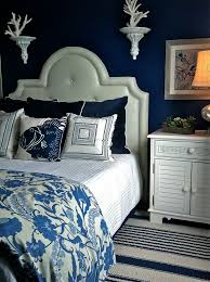 Beach Style Area Rugs Navy Blue Bedroom Bedroom Beach Style With Cottage Kilim Area Rugs