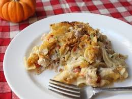 turkey noodle casserole recipe thanksgiving leftover turkey