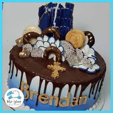 Halloween Ice Cream Cake by Custom Specialty Cakes And Cupcakes Nj Blue Sheep Bake Shop