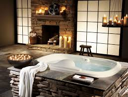 japanese style homes amazing japanese style home spa bathroom with gorgeous stone wall