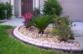 Rock Garden Beds Rock Flower Bed Ideas Rock Flower Bed Best Rock Flower Beds Ideas
