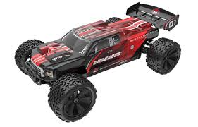 rc monster truck racing unboxed redcat racing u0027s shredder xte v2 r c monster truck rc newb