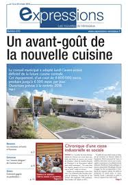 cuisine centrale venissieux expressions 610 by expressions issuu