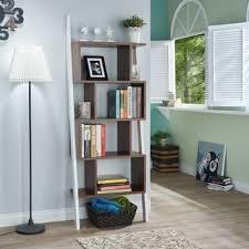 L Bracket Bookshelf Simple Living Margo Mid Century 3 Shelf Bookshelf Free Shipping