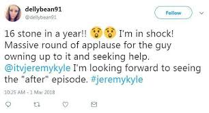 Seeking Kyle Episode Kyle Fans Shocked At Guest Who Gained 16 In One