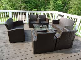Outdoor Deck Furniture by File Deck Furniture At A House In Maryland Jpg Wikimedia Commons