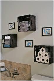 Open Wall Cabinets Wood Bathroom Storage Cabinets Benevolatpierredesaurel Org