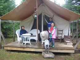 sandpoint lodging huckleberry tent and breakfast