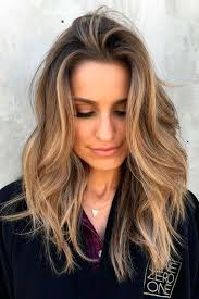 textured shoulder length hair 35 best haircuts for manageable thick hair of any length