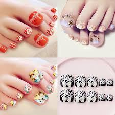 aliexpress com buy french false toe nails artificial acrylic