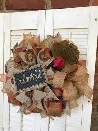 thanksgiving turkey decoration thanksgiving wreath thankful decor thankful wreath thanksgiving