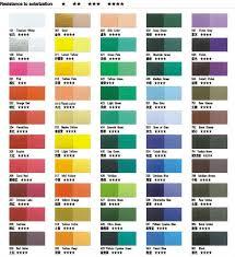 acrylic paint color ideas paint u0026 pens markers art paints