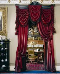 Victorian Swag Curtains How Could I Make Swags This Long But Not This Narrow Dark