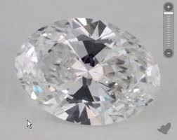 oval cut diamond legacy chart showing the best ideal proportions for oval cut diamonds