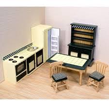 melissa u0026 doug 12582 dollhouse furniture kitchen set