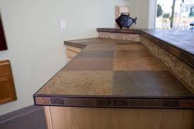 tile kitchen countertops ideas ideas for make quartz tile countertop iscareyou
