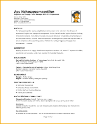 Logistics Specialist Resume Logistics Specialist Resume Free Resume Example And Writing Download