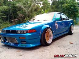 nissan cefiro cefiro a31 modified share my ride gk011 galeri kereta