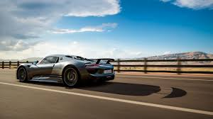porsche spyder 918 forza horizon 3 porsche spyder 918 u002714 full hd wallpaper and