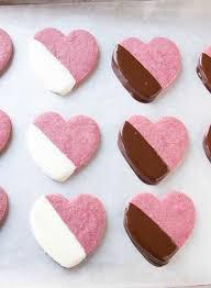 valentines cookies raspberry sugar cookies the merchant baker