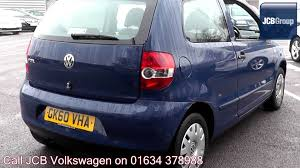 2010 volkswagen fox 1 2l indian blue gk60vha for sale at jcb vw