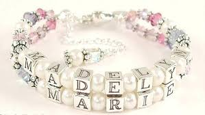 baby bracelets personalized personalized baby bracelet personalized baby bracelets uk