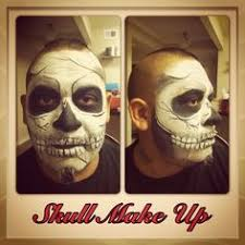 Makeup Ily kid skull makeup by lss my own creations skull make