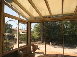 vitrage toiture veranda chauffer sa véranda isolation et mode de chauffage