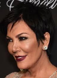 kris jenner diamond earrings gorgeous beautiful kris jenner hairstyles hair