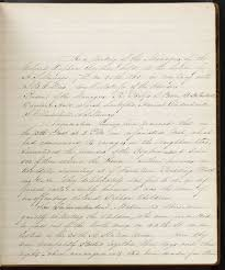 colored writing paper permitted to proceed unmolested childhood and race in the account of the children s escape by the colored orphan asylum board of managers july 25 1863 minutes of board meetings vol 3 july 25 1863