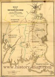 Cairo Illinois Map by Illinois Railroad Map