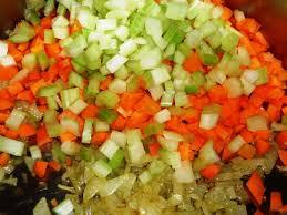 comment cuisiner du celeri lentilles vertes aux carottes et céleri les recettes de virginie