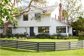 Farm Ideas Exterior Farmhouse With Window Window Post And Rail Fence - gray picket fence i always dreamed i u0027d have a picket fence for