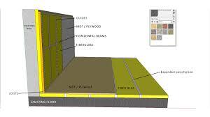 5 panel room divider modern small bathroom design wall temporary