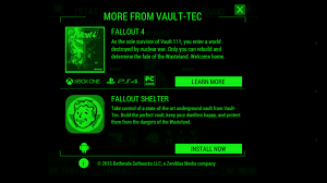 pipboy android fallout 4 s fallout pip boy app available to demo right