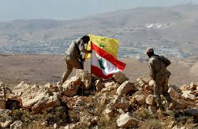 Rebel Syrian Flag Hezbollah And Rebels Agree Ceasefire At Lebanese Syrian Border